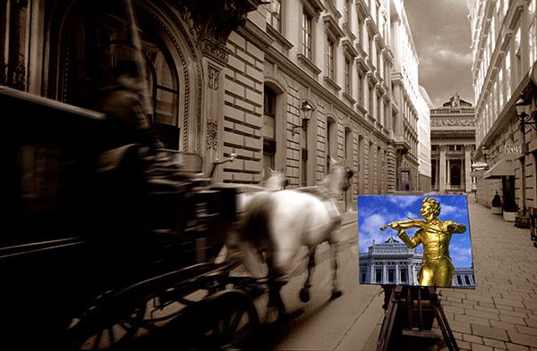 Fiaker in Wien