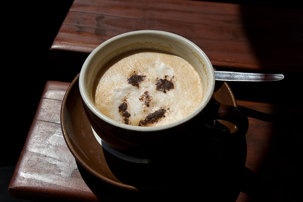 Smilie Cappuccino