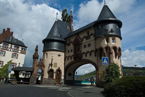 Brückentorhaus in Traben-Trarbach