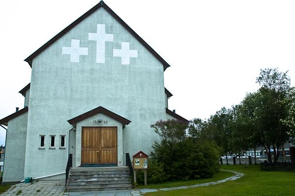 Kirche in Kirkenes