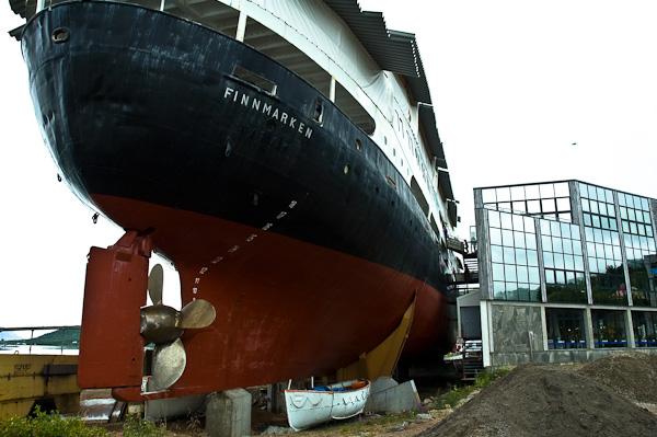 Stokmarknes - MS Finnmarken