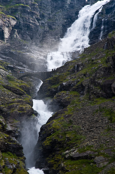 Wasserfall Stigfossen