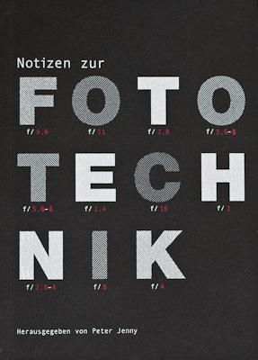 Notizen der Fototechnik