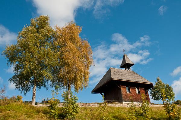 Kleine Kapelle in Kaiserhaus