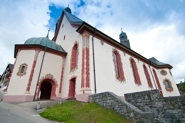 Kirche in Todtmoos