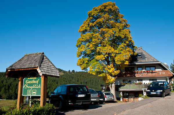 Land-Gasthof Bergblick