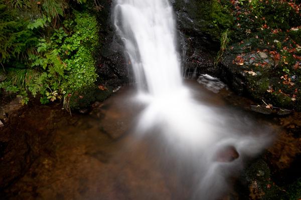 Wasserfall mit langer Verschlußzeit
