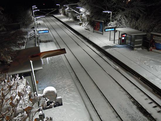 Bahnhof mit der Nikon S8000