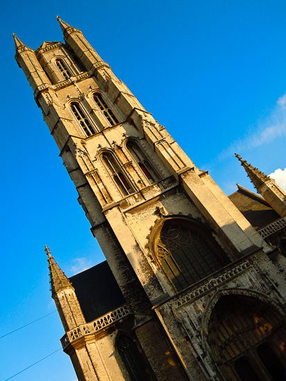 Kathedrale St. Bavo in Gent