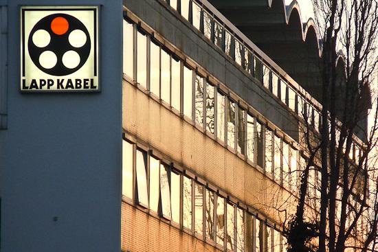 Bürogebäude von Lapp Kabel