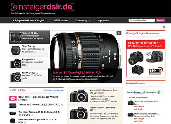 einsteigerdslr.de