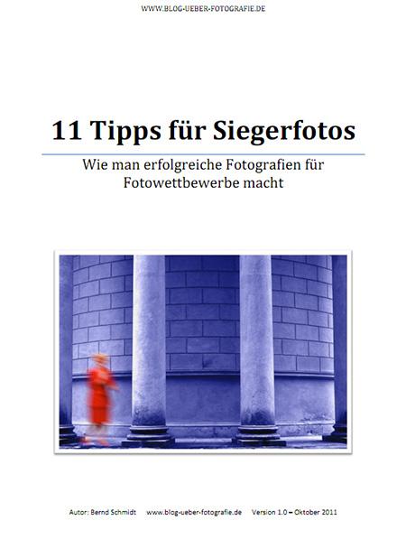 eBook 11 Tipps für Siegerfotos!