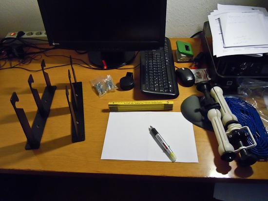 Planung Fotostudio