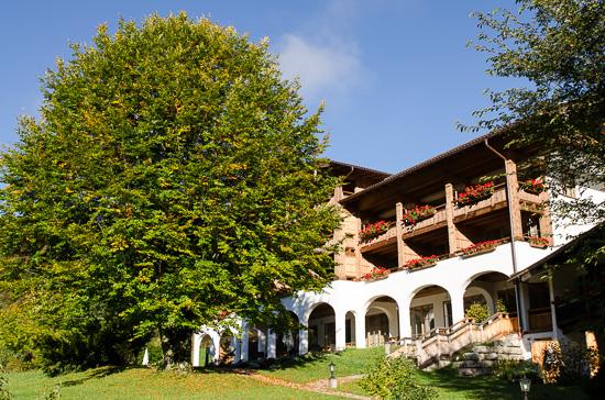 Hotel in der Ramsau