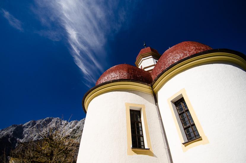 Kirche St. Bartholomä am Königssee