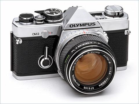 Olympus OM-2 - Copyright Olympus