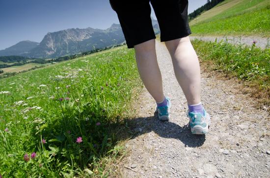 Wanderung von Tannheim nach Haldensee