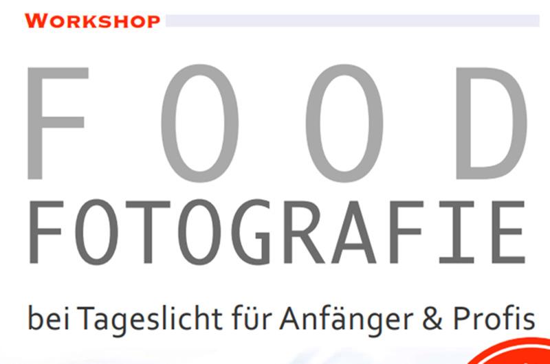 eBook: Workshop Food Fotografie für bei Tageslicht für Anfänger und Profis
