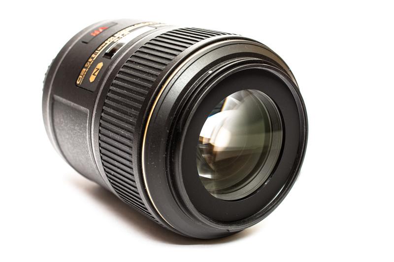 AF-S VR Micro-Nikkor 105 mm 1:2,8G IF-ED Makro-Objektiv