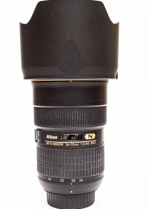 Nikon AF-S Nikkor 24-70 mm 2,8 G ED