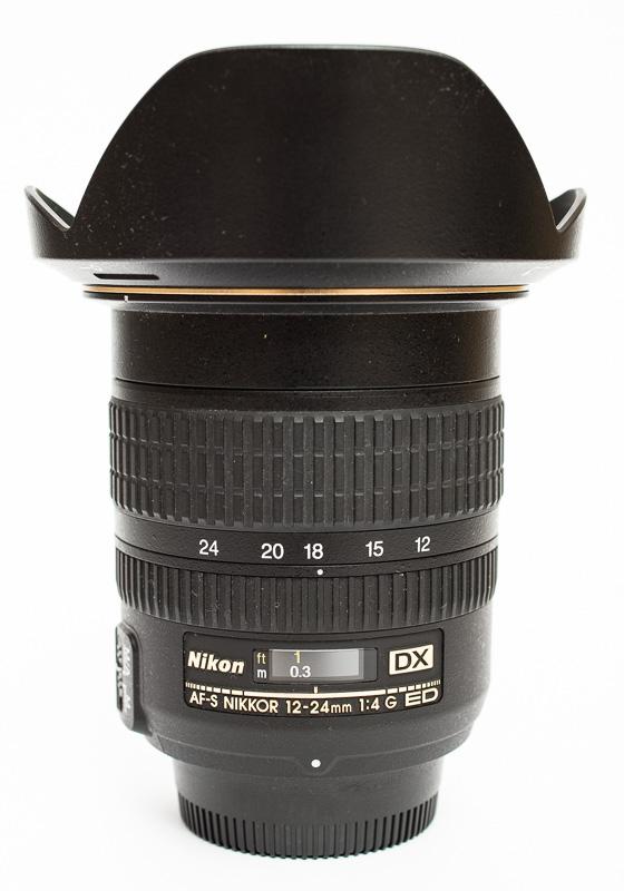 Nikon AF-S Nikkor 12-24 mm 4 G ED