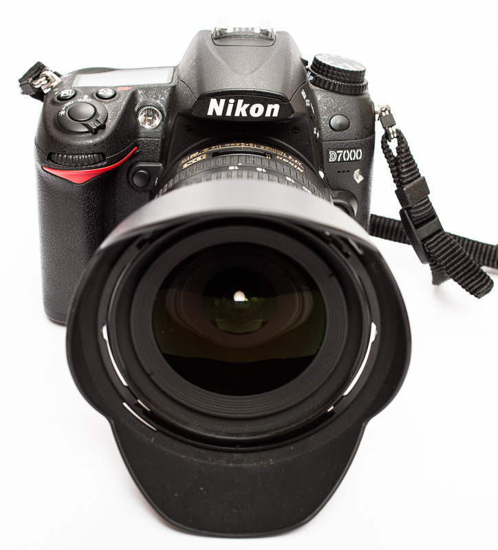 Digitale Spiegelreflexkamera Nikon D7000
