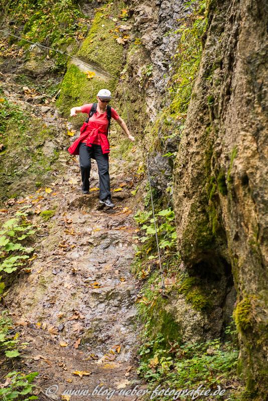 Abstieg von Gerstruben durch den Dietersbach