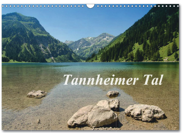 Kalender: Tannheimer Tal