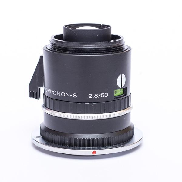 Vergrößerungsobjektiv Schneider Componon-S 2,8/50 mm