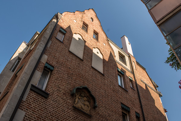 Altes Haus Cottastraße