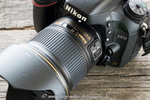 Nikon Nikkor AF-S 20mm 1:1,8 N