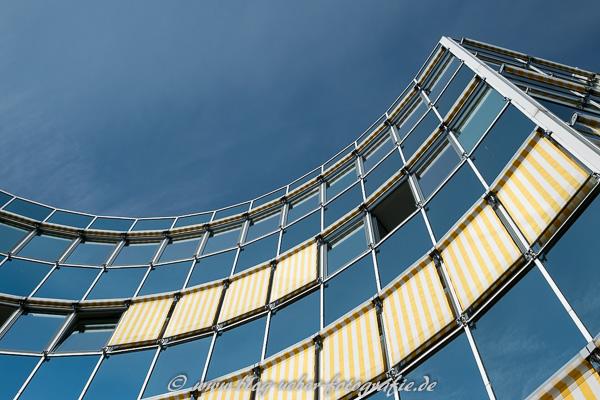 Bürogebäude - 1/2700 sec - Blende 5,6 - ISO 400