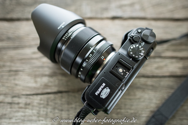 Objektiv Fujinon 23mm 1:1,4 R