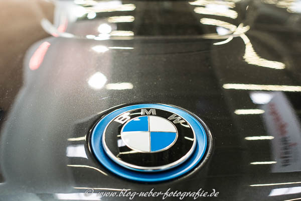 BMW Logo am i8