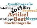 Die 10 besten Blogartikel über Fotografie 2015