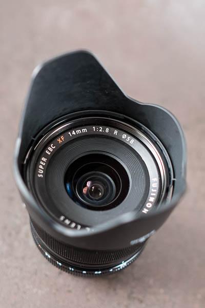Fuji Super EBC XF 14mm 1:2,8mm