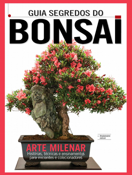 Buch: Buia Segredos do Bonsai