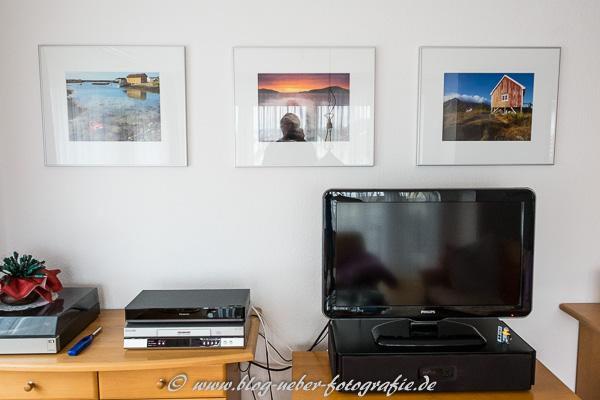 Fotos im Wohnzimmer bis 2016