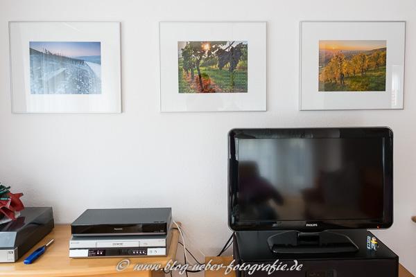 Neue Fotos im Wohnzimmer 2017