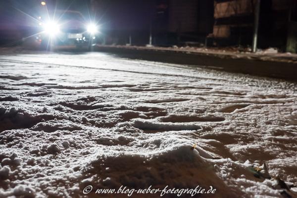 ISO12800 Schnee im Winter