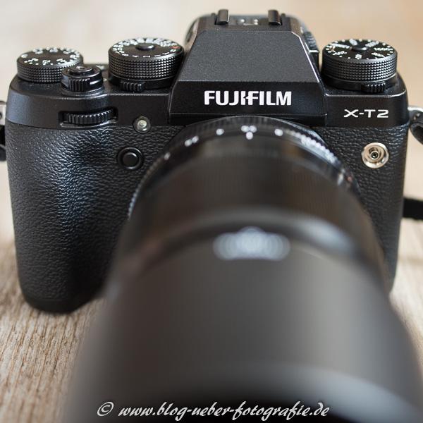 Fujifim X-T2 Systemkamera