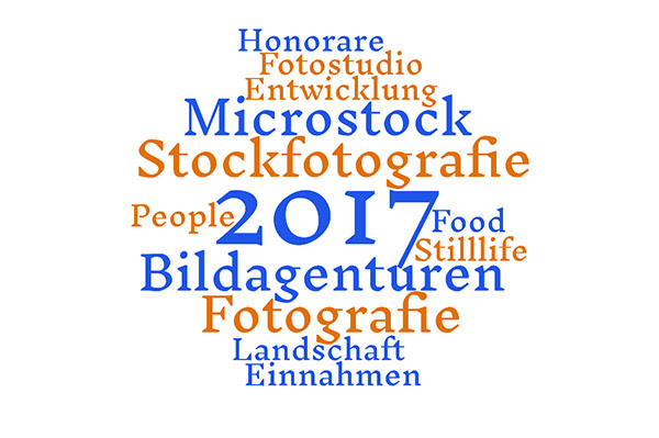 Mein Stockfotografie-Report 2017
