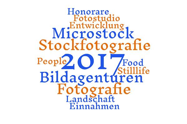 Mein Stockfotografie Report 2017
