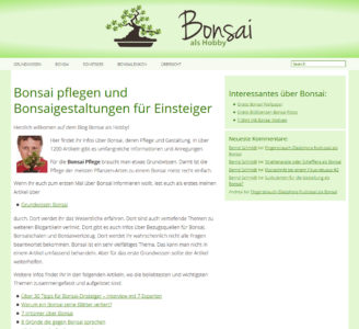 www.bonsai-als-hobby.de