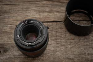 Fuji XF 60 mm 1:2,4 Macro
