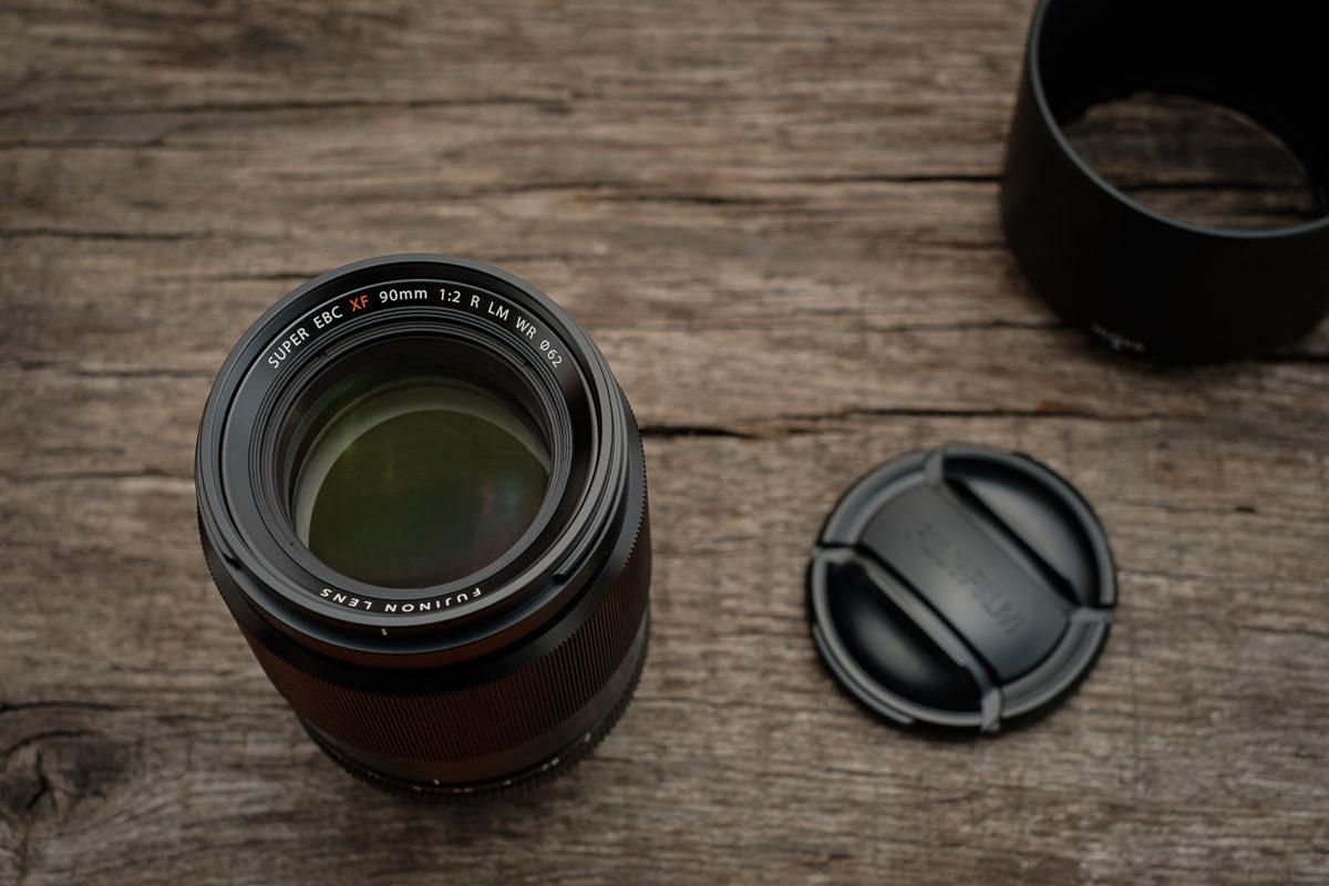 Fuji XF 90mm 1:2,0 R LM WR