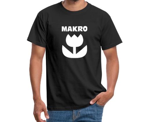 T-Shirt Makrofotografie