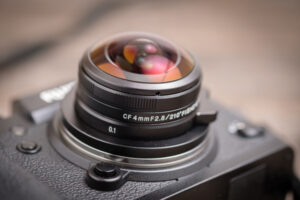 Praxistest Laowa 4mm 2,8 Fisheye für Fuji X