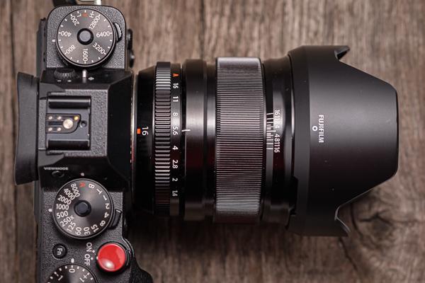 Fujifilm XF 16mm 1,4 R WR Weitwinkelobjektiv