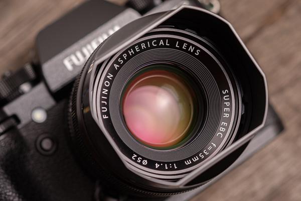 Fuji 35mm 1,4 Objektiv